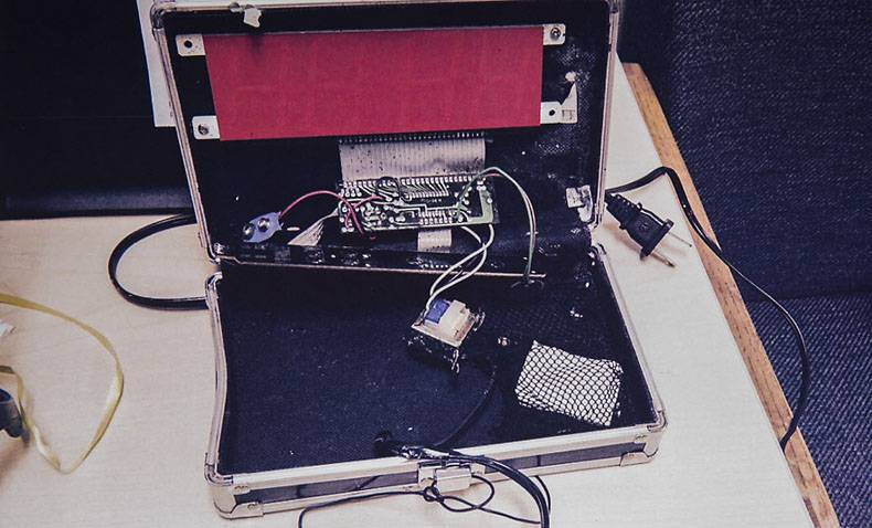 The homemade digital clock that led to Ahmed Mohamed's arrest